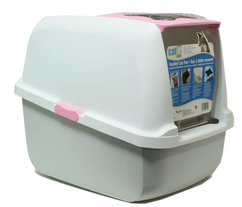 maison de toilette pour chat cat it bac et maison de toilette