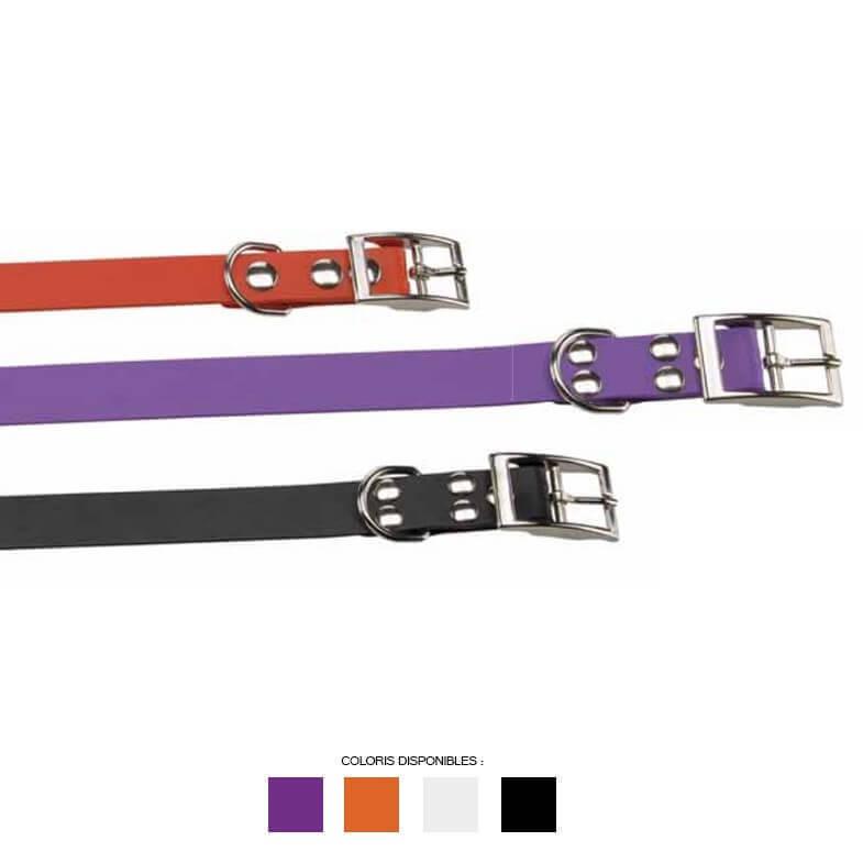 collier ergoflex cf24 45 cm 4 coloris disponibles collier chien. Black Bedroom Furniture Sets. Home Design Ideas