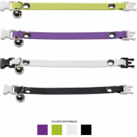 Collier Ergoflex CF12 / 22 cm pour chat - 4 coloris disponibles