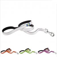 Laisse en nylon Dual colours - différentes largeurs disponibles - 4 couleurs
