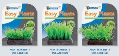 SF Plantes Artificielles - Easy Plants Premier Plan 6cm