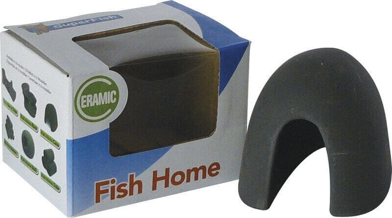 Déco céramique : abris pour petit poissons