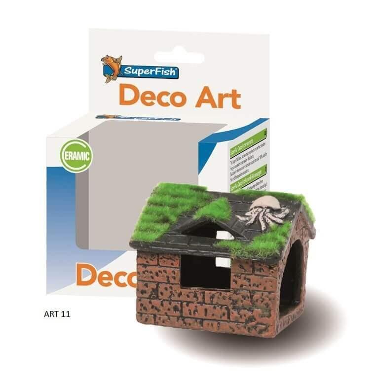 d co ceramique pour aquarium ou terrarium 2 mod les d cor fantaisie. Black Bedroom Furniture Sets. Home Design Ideas