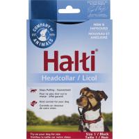 Licol pour chien HALTI - 2 couleurs au choix