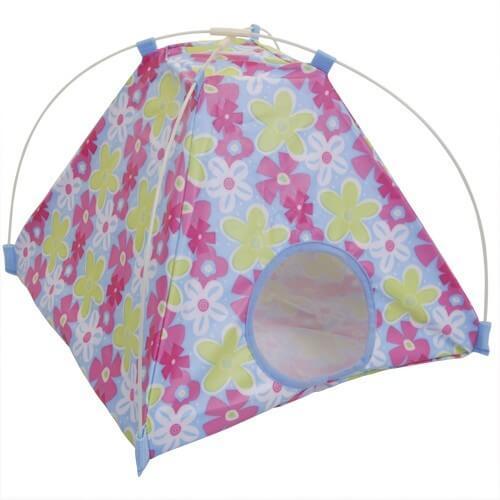 Tente pour furet à fleurs - Marshall_1