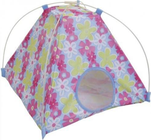Tente pour furet à fleurs - Marshall