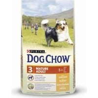 DOG CHOW MATURE ADULT 5+  mit Huhn