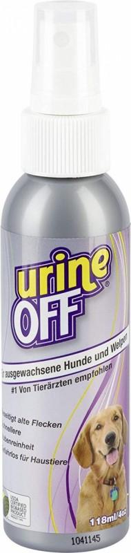 Urine Off Spray Quitamanchas y quitaolores perros y cachorros