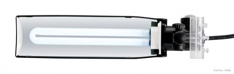 turtle uvb fixture appareil d 39 clairage pour tortues aquatiques galerie d 39 clairage. Black Bedroom Furniture Sets. Home Design Ideas