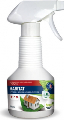 Lotion antiparasitaire Habitat