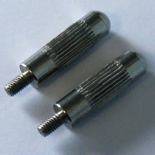Electrodes pour collier Canicalm