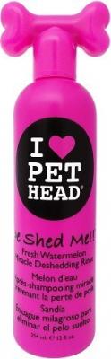 Après-shampooing chien PET HEAD De Shed Me Rinse