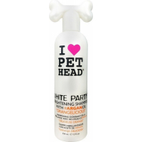 Shampooing PET HEAD White Party spéciale brillance
