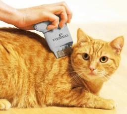 Peigne électronique anti-puces chiens/chats