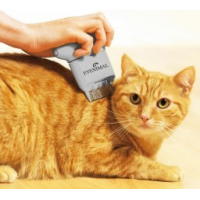 Peigne électronique anti-puces chien et chat