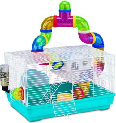 Jungle Hamster Cage
