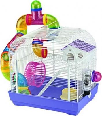 Cage Crystal pour Hamster et Souris