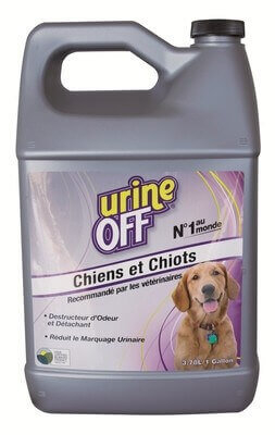 Destructeur d 39 odeurs et d tachant tissus pour chiot et chien urine off nettoyage odeurs chien - Odeur de chien et bicarbonate ...