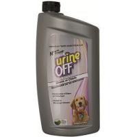 Urine Off Destructeur d'odeurs et détachant tissus pour chiot et chien