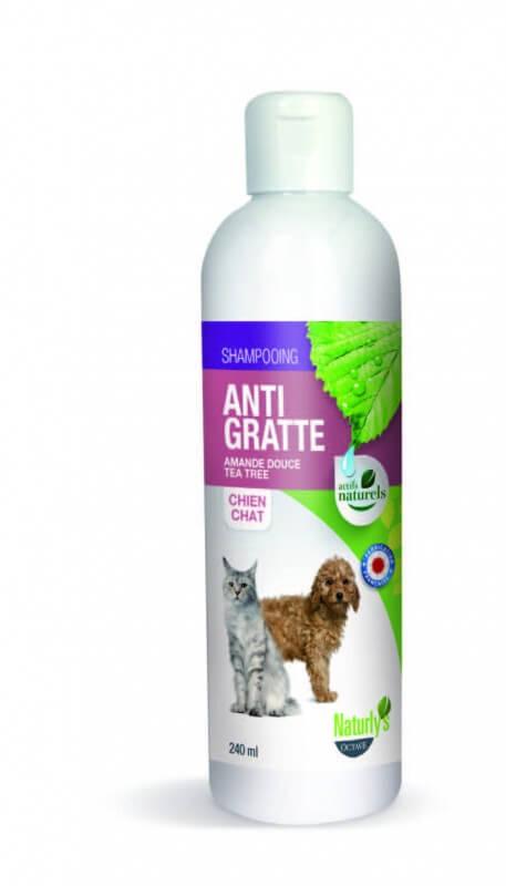 shampoing anti d mangeaisons soin du poil et de la peau du chien. Black Bedroom Furniture Sets. Home Design Ideas