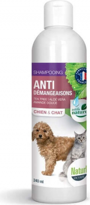 Shampoing anti-démangeaisons