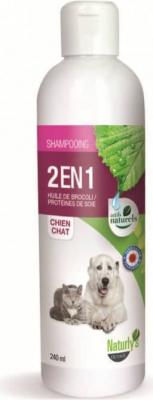 Shampoing spécial 2 en 1 100% naturel
