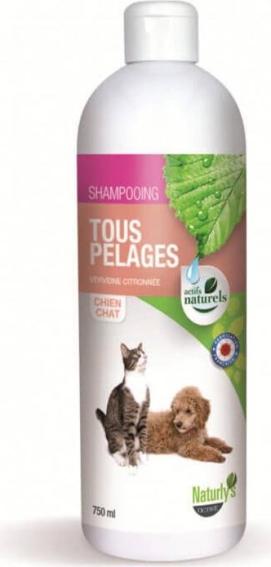 Shampooing tous pelages 100% naturel