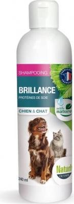 Shampoing spécial Brillance 100% naturel