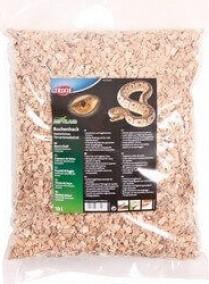 Copeaux de hêtre Substrat naturel pour terrarium  pour nombreuses espèces de reptiles