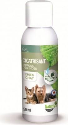 Gel cicatrizante 100% natural perro y gato