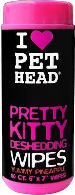 Lingettes pour chat PET HEAD Pretty Kitty