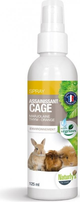 Naturly's Natural Cage Disinfectant