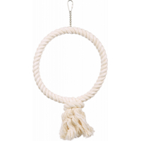 Anneau en corde Ø 25 cm