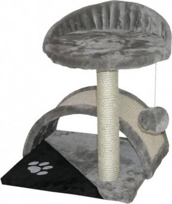 Arbre à chat LYRA gris: Set cat agility - 39cm