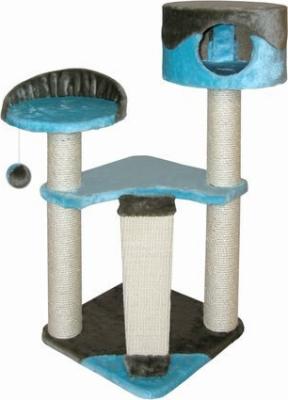 Arbre à chat Azur bleu-gris