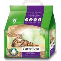 Cat's Best Smart Pellets, litière végétale agglomérante pour chat – Idéale pour chats actifs ou à poils longs