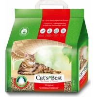 Cat's Best Original - litière végétale agglomérante pour chat