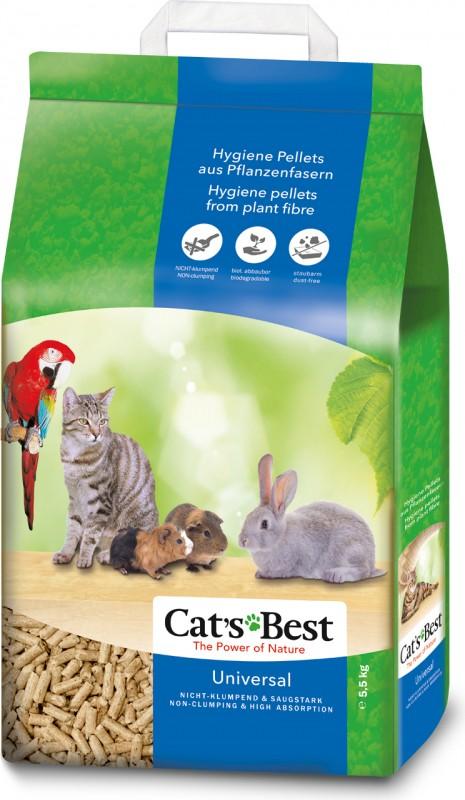 Cat's Best Universal Litter