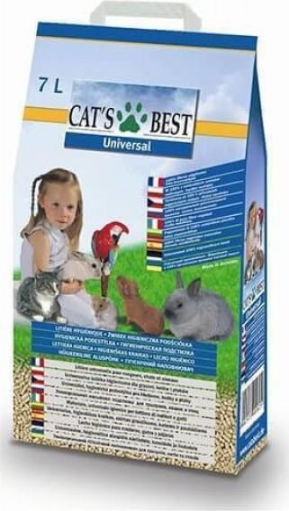 Arena para gatos antiolores Cat's Best Universal