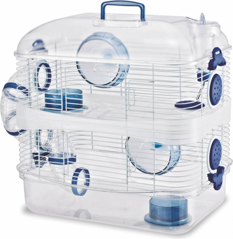 factory authentic later well known Cage Ratatouille pour Hamster et Rongeur