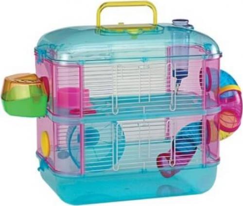 Cage Ratatouille pour Hamster et Rongeur