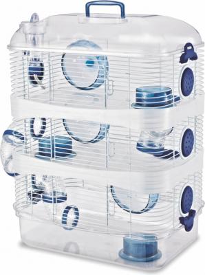 Cage Super Ratatouille pour Hamster