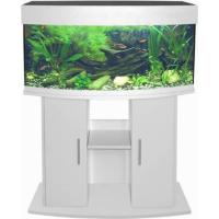 Aquarium ovale ARCTIQUE blanc