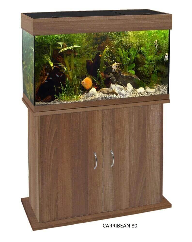 meuble pour aquarium carribean wenge aquarium et meuble. Black Bedroom Furniture Sets. Home Design Ideas