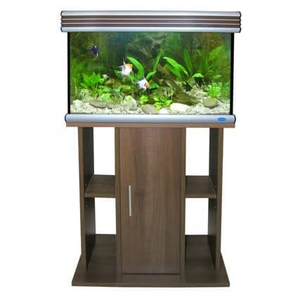 Aquarium set POSEIDON aluminium _1