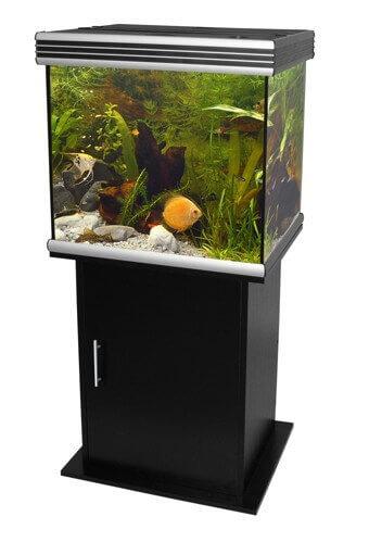 Aquarium set POSEIDON aluminium _0
