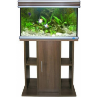Aquarium set POSEIDON aluminium  (2)