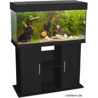 CARRIBEAN Aquarium Cabinet - Black (2)