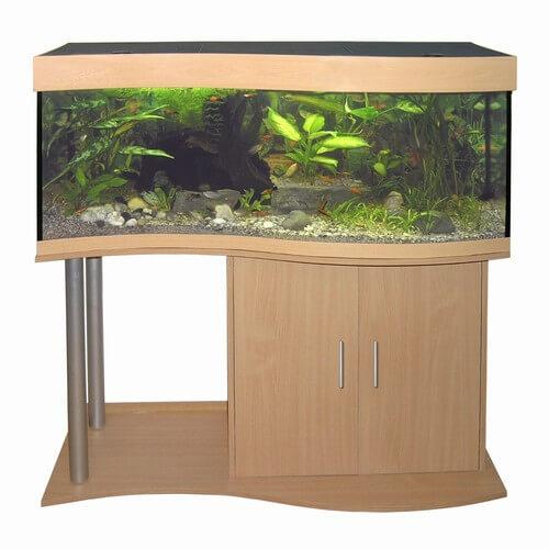 Aquarium cap horn h tre aquarium et meuble for Meuble aquarium 120 cm