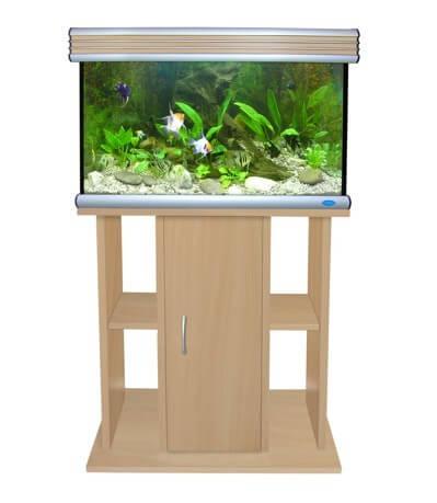 Aquarium Cabinet - Beech_0